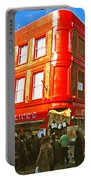 Alice's - London Portable Battery Charger