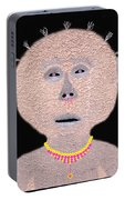 Alien  Lifeform From  Stucco  World  -  One Portable Battery Charger