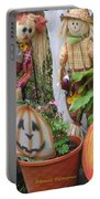 All Hallows Eve Portable Battery Charger