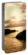 Alone With Your Thoughts Portable Battery Charger