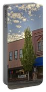 Along 6th Street In Grants Pass Portable Battery Charger