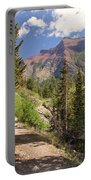 Along St. Mary's Lake Trail Portable Battery Charger