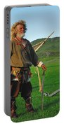 Along The Viking Trail Portable Battery Charger