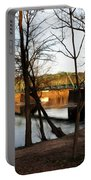Alongside The Uhlerstown Frenchtown Bridge Portable Battery Charger