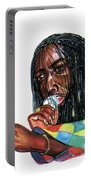 Alpha Blondy Portable Battery Charger