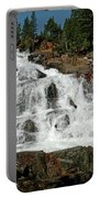 Alpine Falls Glen Alpine Falls Lake Tahoe Portable Battery Charger