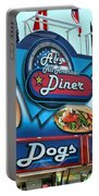 Al's All American Diner Portable Battery Charger