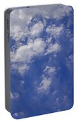 Alto Cumulus With Ice Portable Battery Charger
