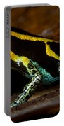 Amazonian Poison Frog Portable Battery Charger