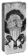 America: Coat Of Arms Portable Battery Charger