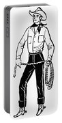 American Cowboy Portable Battery Charger