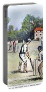 American Cricket, 1882 Portable Battery Charger