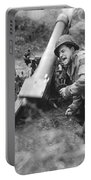 American Howitzers Shell German Forces Portable Battery Charger