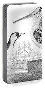 American Ornithology Portable Battery Charger