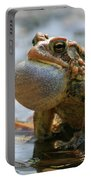American Toad Croaking Portable Battery Charger