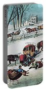 American Winter 1870 Portable Battery Charger