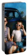 Americana - Car - The Classic American Vacation Portable Battery Charger