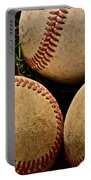 America's Pastime Portable Battery Charger by Bill Owen