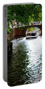 Amsterdam By Boat Portable Battery Charger
