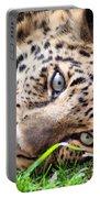 Amur Leopard Portable Battery Charger