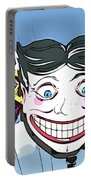 Amused Joker Portable Battery Charger