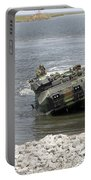 An Amphibious Assault Vehicle Climbs Portable Battery Charger