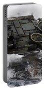An Amphibious Assault Vehicle Portable Battery Charger
