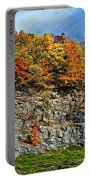 An Autumn Day Portable Battery Charger