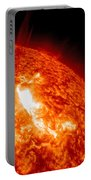 An M8.7 Class Flare Erupts On The Suns Portable Battery Charger