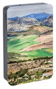 Andalucia Countryside Portable Battery Charger