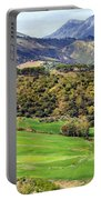 Andalusia Landscape Portable Battery Charger