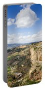 Andalusia Landscape In Spain Portable Battery Charger