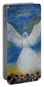 Angel Among Us Portable Battery Charger