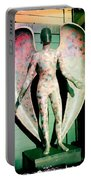 Angel In The City Of Angels Portable Battery Charger