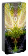 Angel Of Abundance Portable Battery Charger