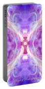 Angel Of Redemption Portable Battery Charger