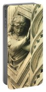 Angel Of The Basilica Portable Battery Charger