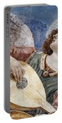 Angel With A Lute Portable Battery Charger