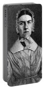 Angelina Grimk�, American Abolitionist Portable Battery Charger by Photo Researchers