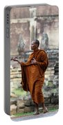 Angkor Wat Monk Portable Battery Charger