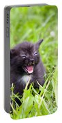 Angry Kitten Portable Battery Charger