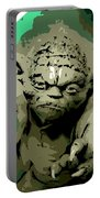 Angry Yoda Portable Battery Charger