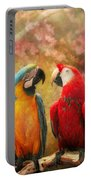 Animal - Parrot - We'll Always Have Parrots Portable Battery Charger