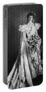 Anna Eleanor Roosevelt Portable Battery Charger