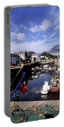 Annalong Harbour, Near Mountains Of Portable Battery Charger