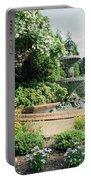 Annapolis Fountain Garden Portable Battery Charger