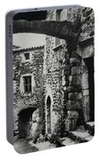 Another Residence In Childhood Alba France Ardeche Portable Battery Charger