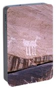 Antelope House Petroglyphs Portable Battery Charger