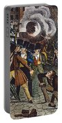 Anti-catholic Mob, 1844 Portable Battery Charger