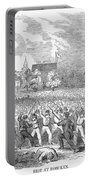 Anti-german Riot, 1851 Portable Battery Charger